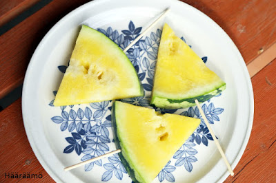 Mehujää melonista