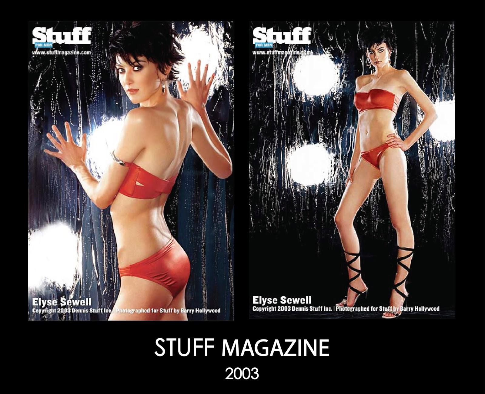 Elyse sewell nude Nude Photos 27