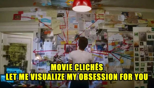 movie cliches the giant wall of obsession