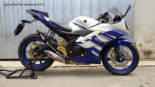 Gambar Modifikasi Motor R15 Baru