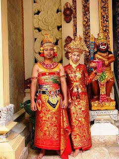 Gambar Baju Adat Bali Terlengkap 220717