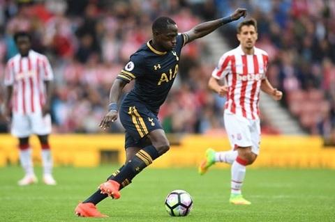 Sissoko đã sẵn sàng rời Tottenham