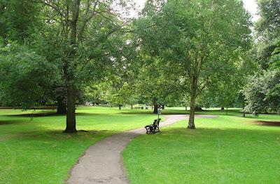 Henrietta Park in Bath, UK
