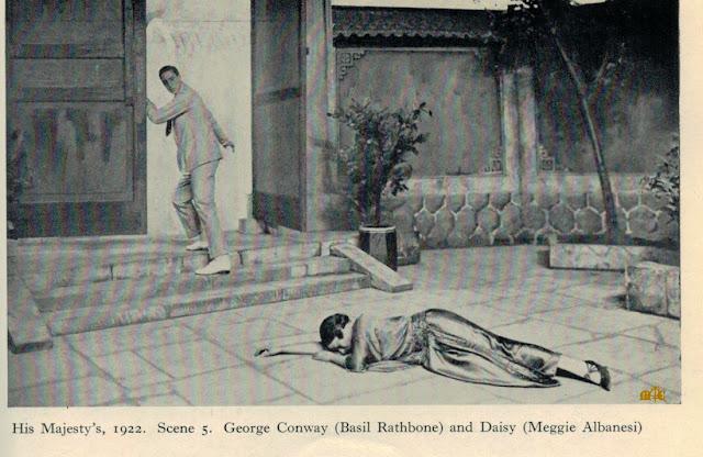 East of Suez, scene 5