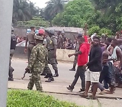 cultists kill soldiers ikwerre river state