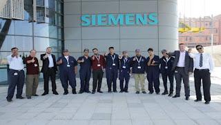 وظائف خالية فى شركه سيمنس الالمانيه العالمية عام 2017