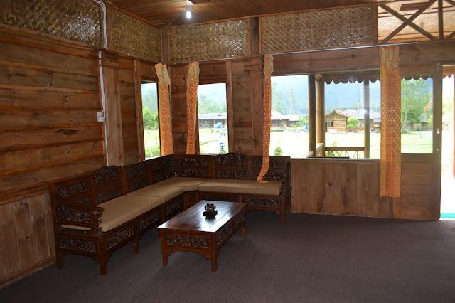 Berwisata dan menginap di cottage kawah putih dari lumajang