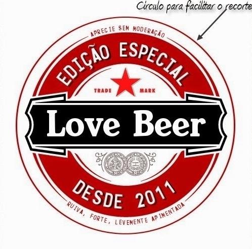 Ruiva Criativa Cerveja Personalizada
