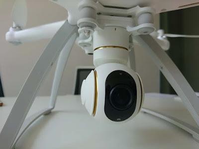 Review Xiaomi Mi Drone Dengan Kamera 4K Yang Mampuni