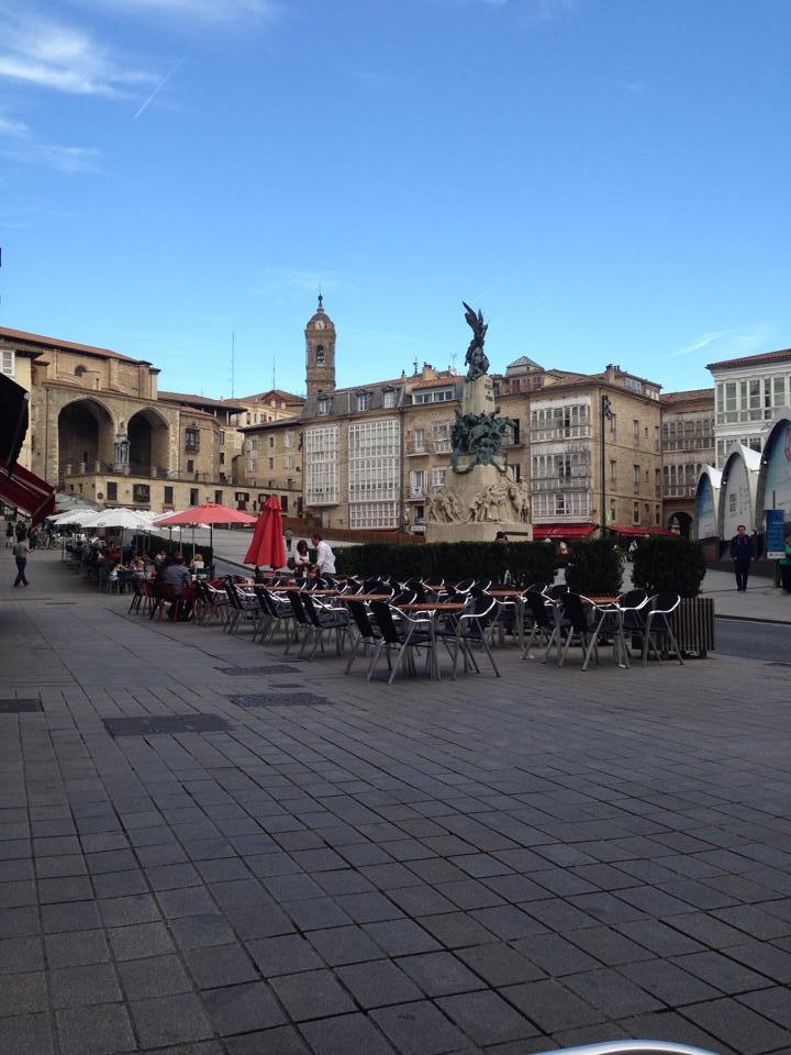 Vitoria-Gasteiz Year Abroad