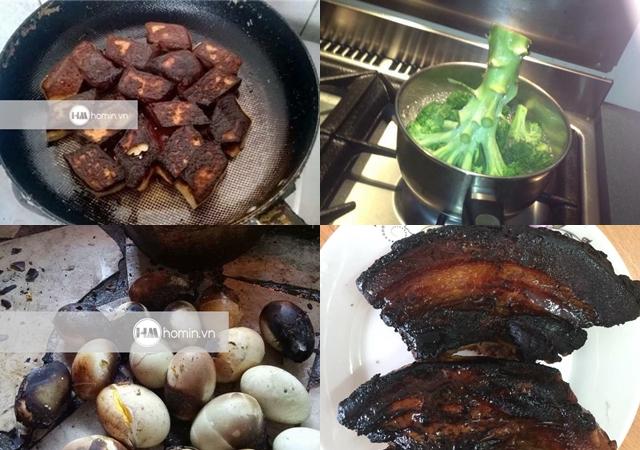 những cô nàng nấu ăn dở 24