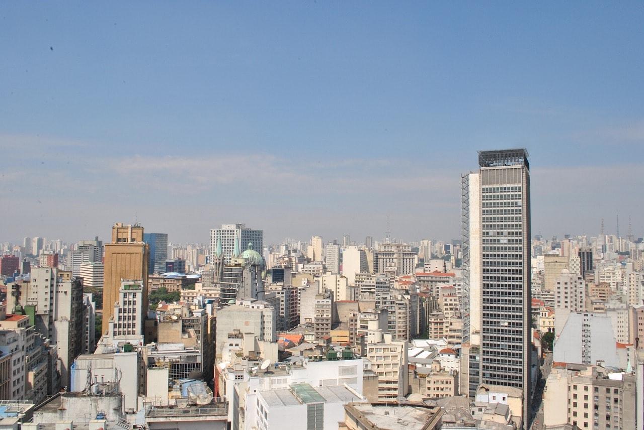 Cidade de São Paulo (Brasil)