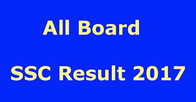 All Board SSC Result 2017,2018,2019