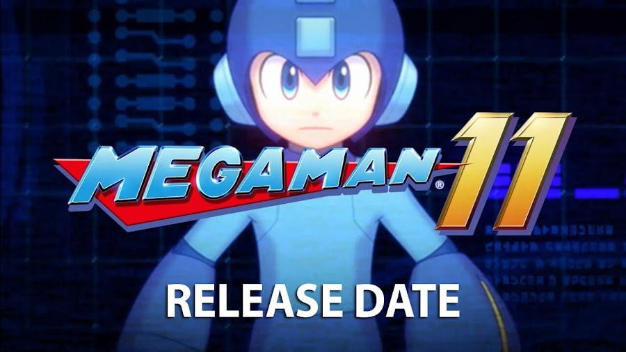 mega man 11 release date nintendo switch