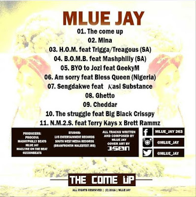 [feature]Mlue Jay - The Come Up back