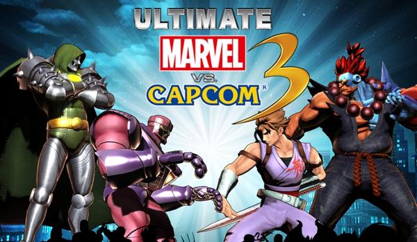 Ultimate Marvel vs Capcom 3 + Online PC FULL Portada