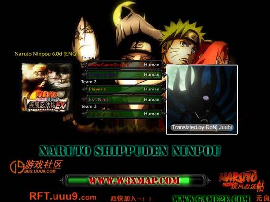 Naruto Ninpou 6 0d [ENG] English version