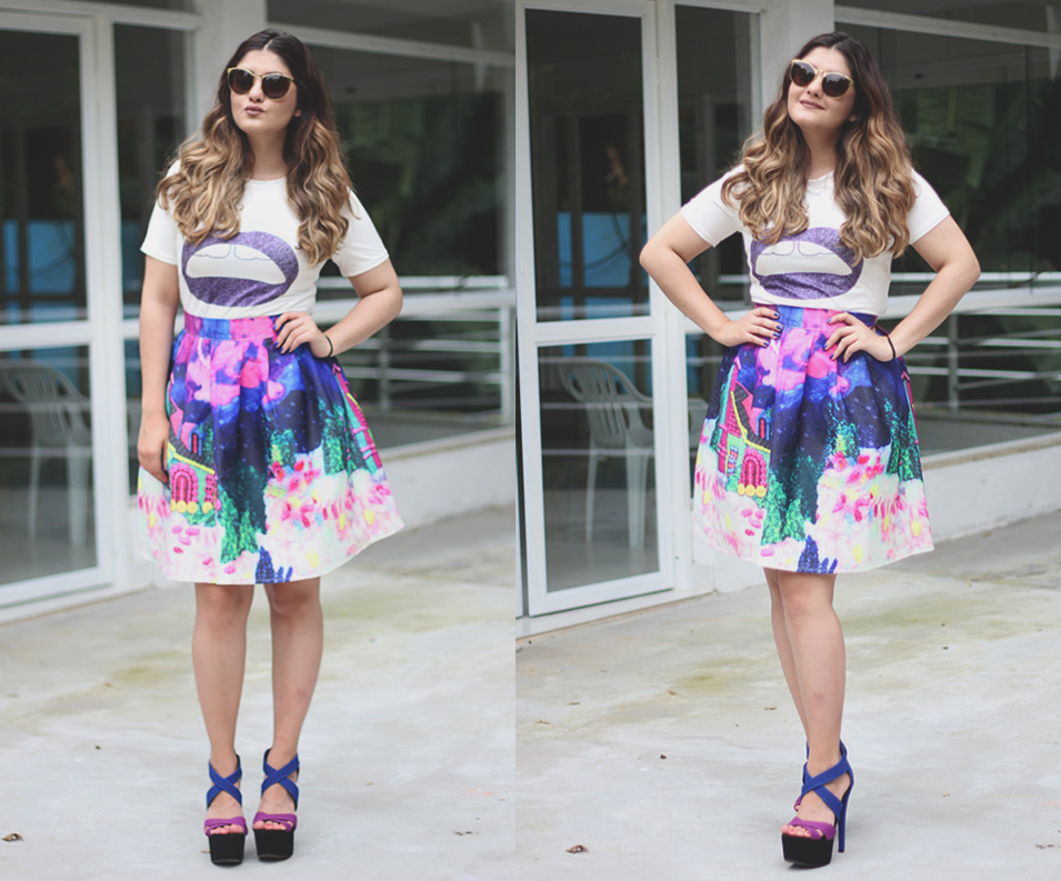 Look do Dia - Talita Vieira - Agenda Fashion