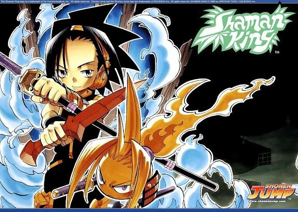 Curiosidades del Anime Shaman King
