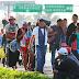 Hondureños se separan de caravanas con la intención de llegar a Matamoros