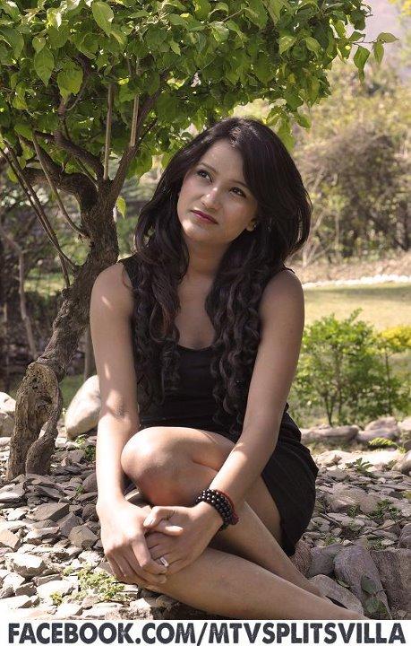 mtv splitsvilla hottest girl