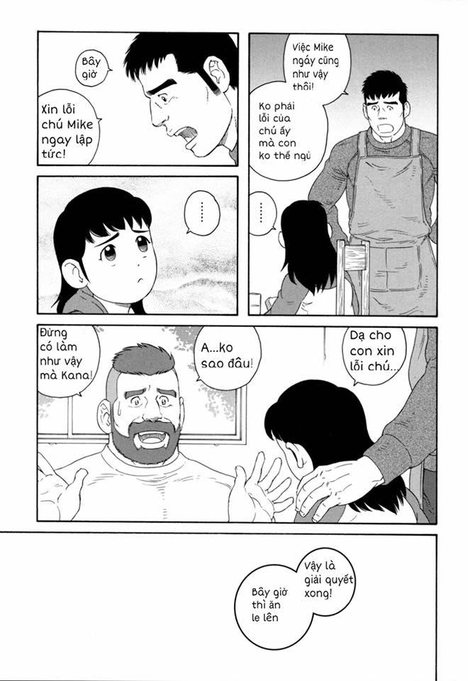 Người chồng của em tôi-Chap 10 Vol.2 - Tác giả Gengoroh Tagame - Trang 8