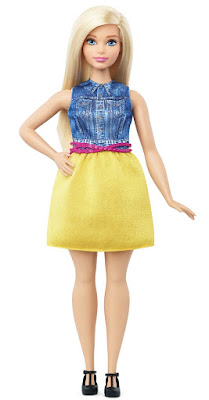TOYS : JUGUETES - BARBIE Fashionistas  chic cambray | Nueva Muñeca con curvas  Mattel DMF24 | A partir de 3 años  Comprar en Amazon España & buy Amazon USA