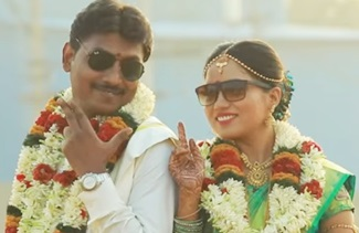 """Deepakh Weds Rohini"" Coimbatore wedding Highlights"
