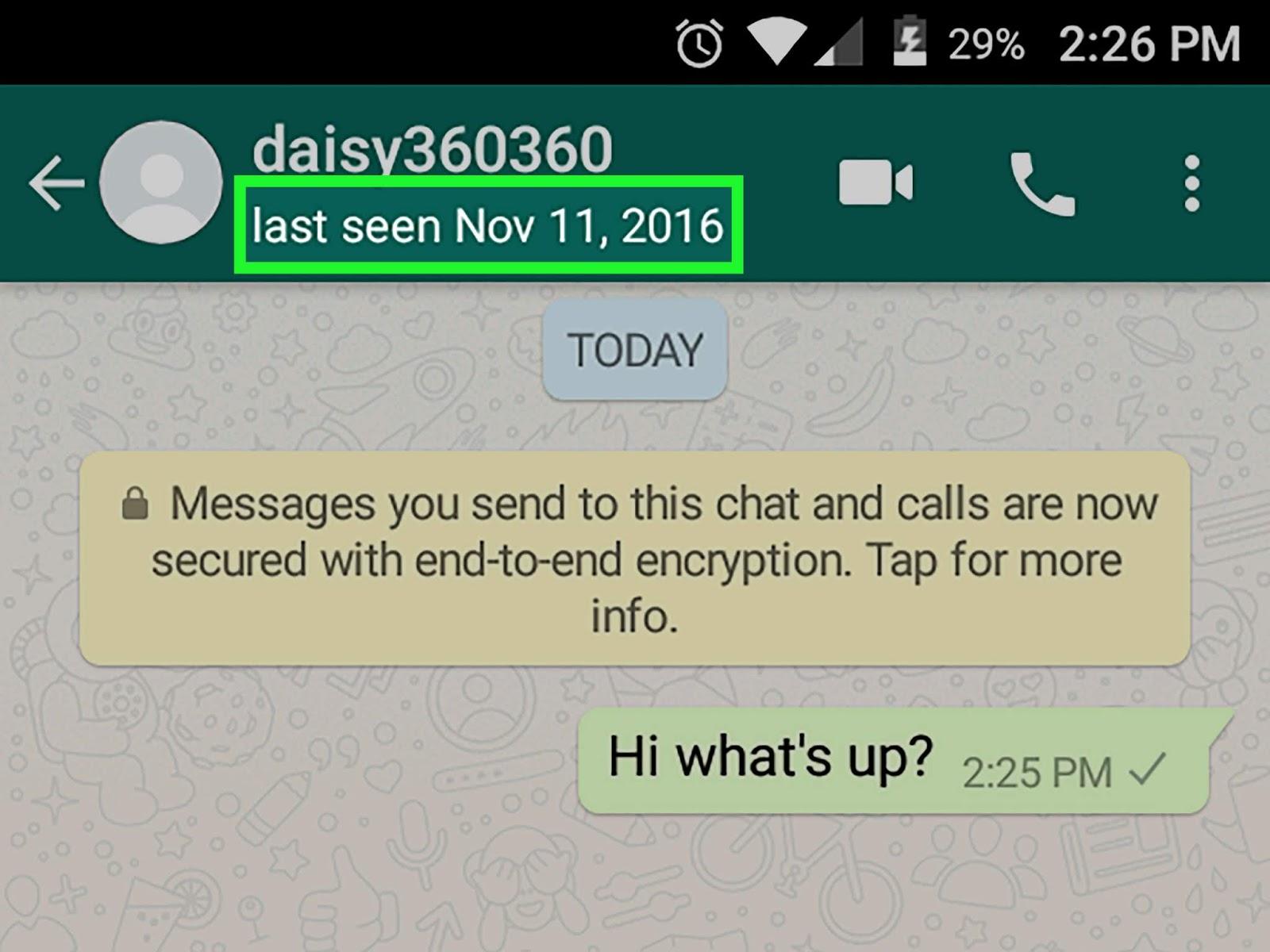 Cara Membuat Last Seen Palsu Di Whatsapp - Rumah Multimedia