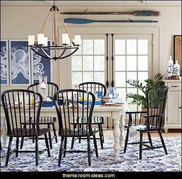 Nautical Kitchen Decor: Decorating Theme Bedrooms