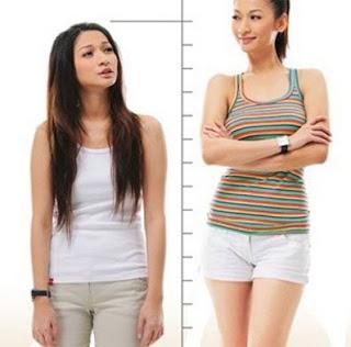 increase height