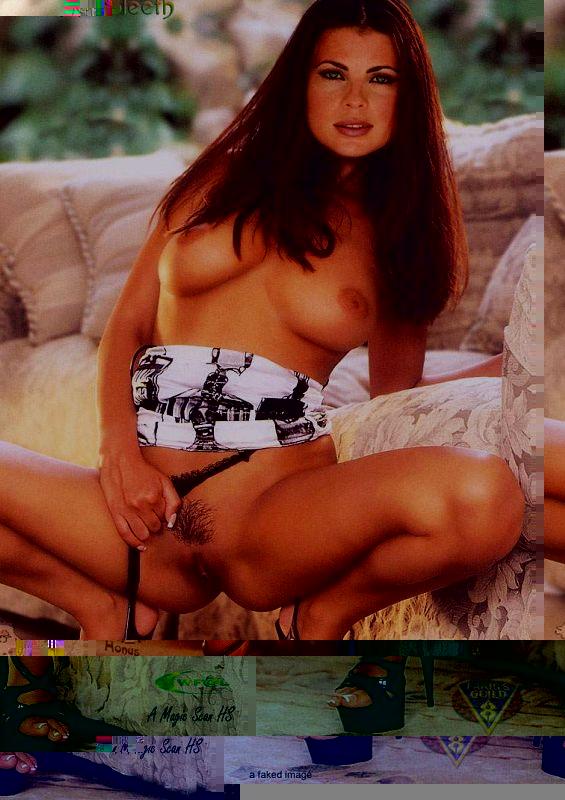 Yasmine bleeth nude naked
