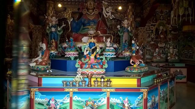 Templos Budistas, Vale do Paranhana, RS