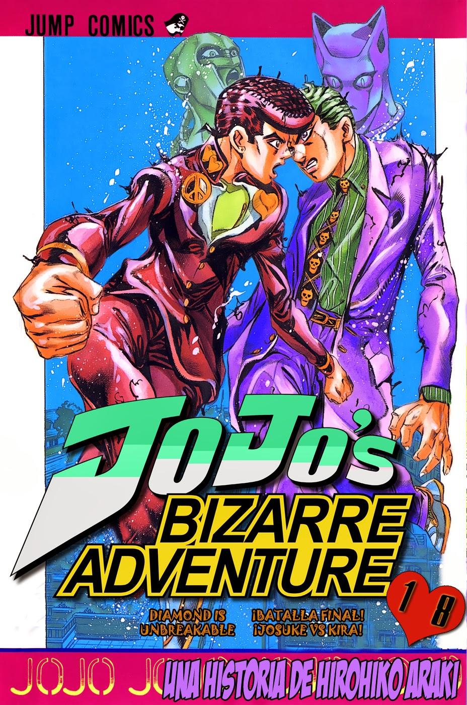 JoJo's Bizarre Adventure: Diamond is Unbreakable Episode 38