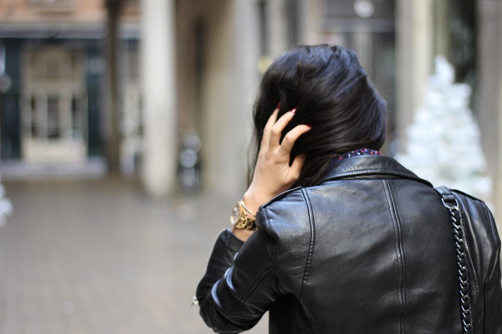 blogueuse mode, blog mode lyon, comptoir des cotonniers, col claudine, blogueuse à lyon