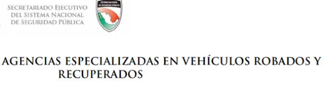 Chiapas Repuve reportar placas y oficinas de atencion para llamar consultar y recuperar