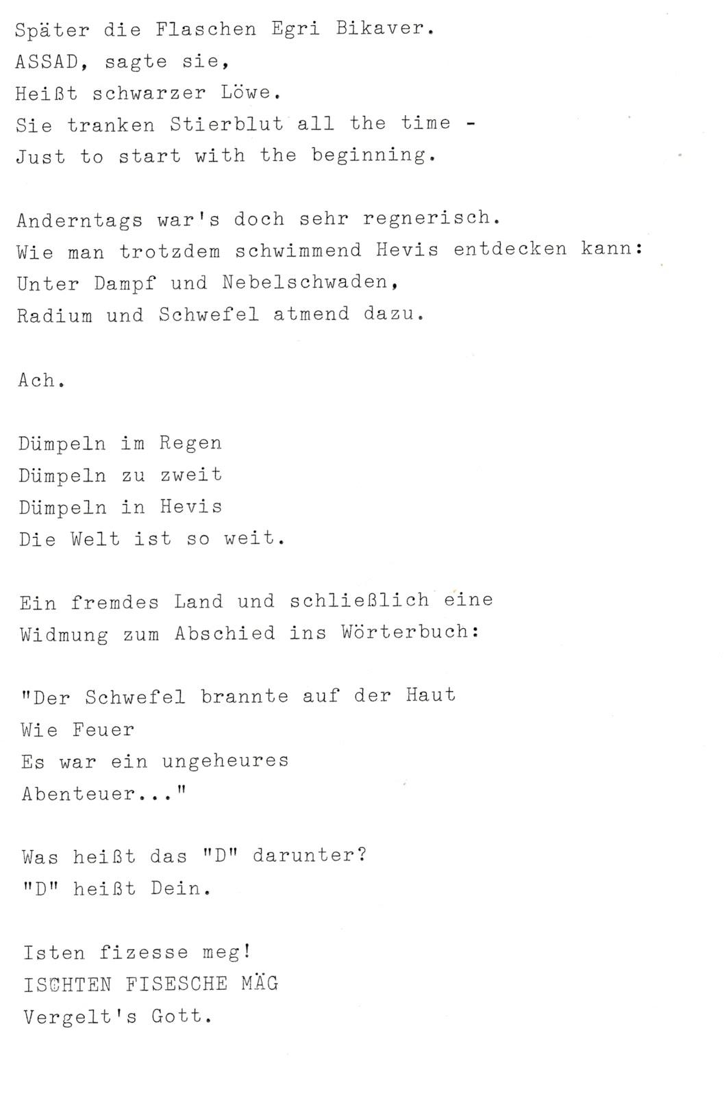 Marginalisiert Das Geklaute Gedicht Von Rolf Menrath Lyrikheute