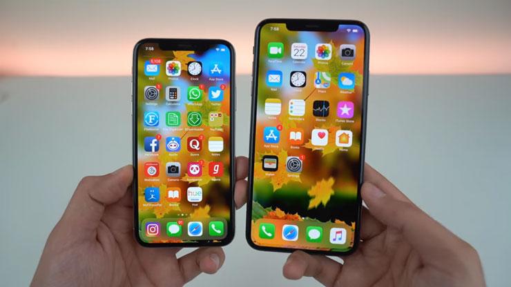 ما هي تكلفة صنع آيفون iPhone Xs Max ؟
