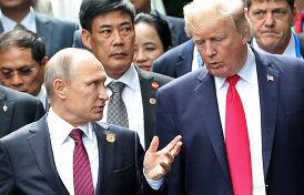 Александр Баунов о переговорах Трампа и Путина