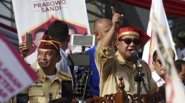 Prabowo Janji Untuk Menurunkan Tarif Dasar Listrik, 100 Hari sesudah dilantik