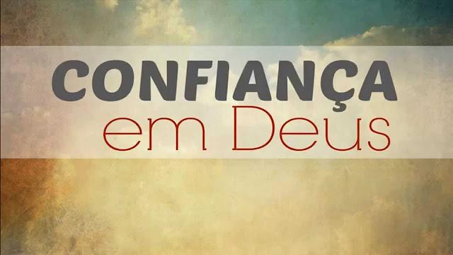 Confiem em Deus