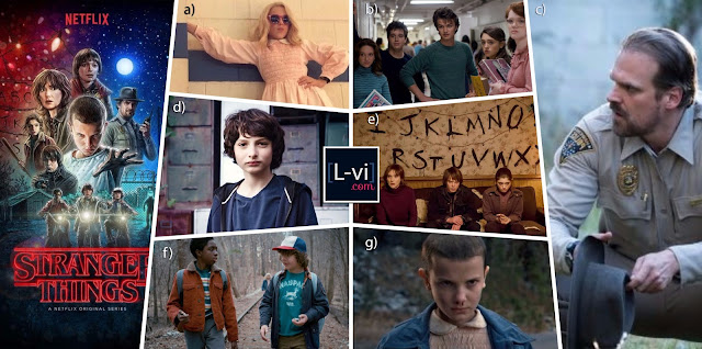 Stranger Things costume  L-vi.com
