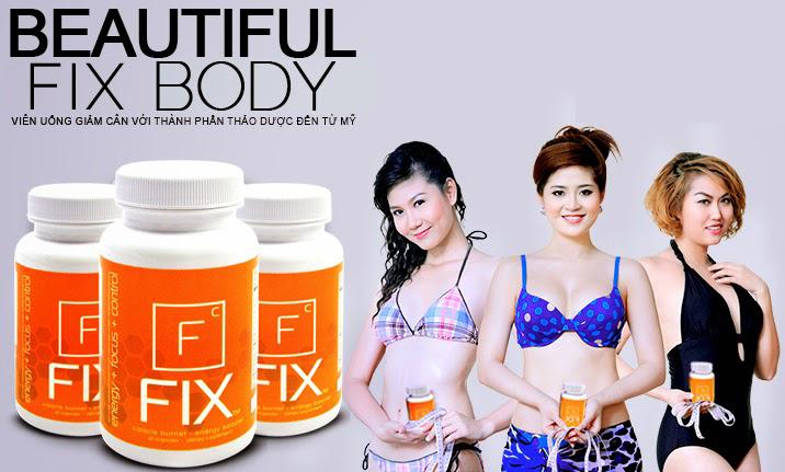 giảm cân fix