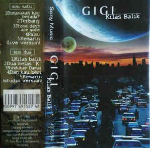 Download Lagu Mp3 Gigi Full Album Kilas Balik (1998) Lengkap