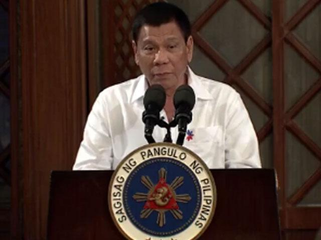 President Duterte Threatens to Fire Two Ranking Officials After His Singapore Trip