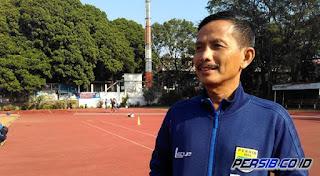 Persib Bandung Kembali Dilatih Djadjang Nurdjaman