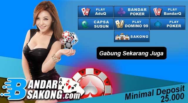 Agen Sakong