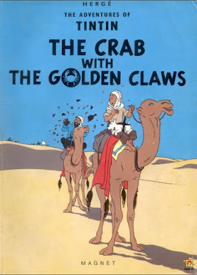 Download free ebook Tintin and the Crabs with the Golden Claws pdf