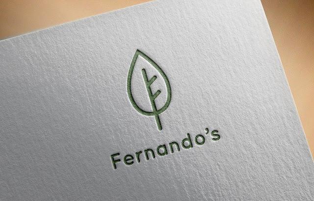 vegetarian restaurant logo
