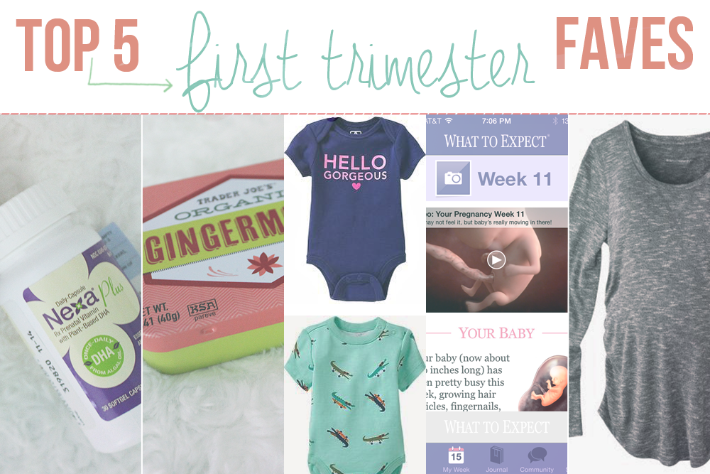 0b6ebbac8 Baby | Top 5 First Trimester Faves | XO, Noelle | Bloglovin'
